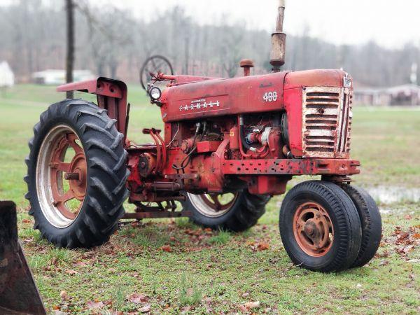JP Tractor Salvage - Parts