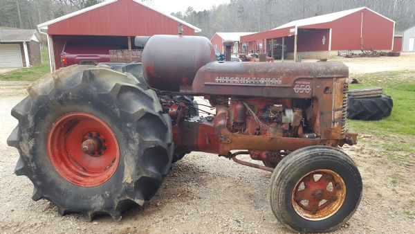 International Tractor Salvage Yard : Jp tractor salvage parts