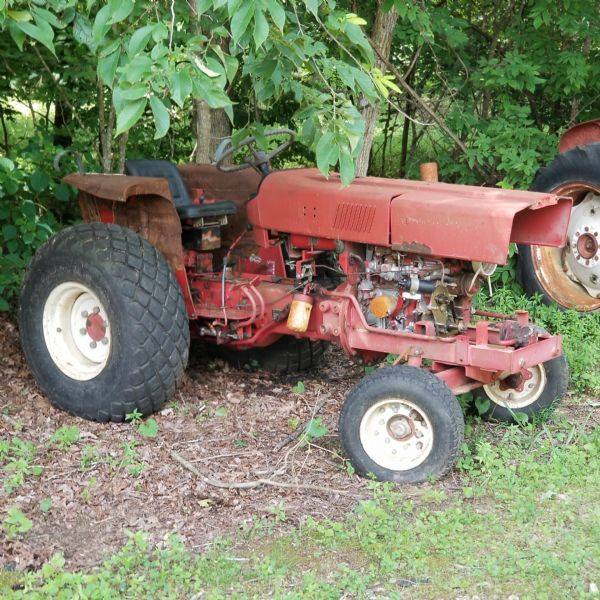 JP Tractor Salvage - Parts on